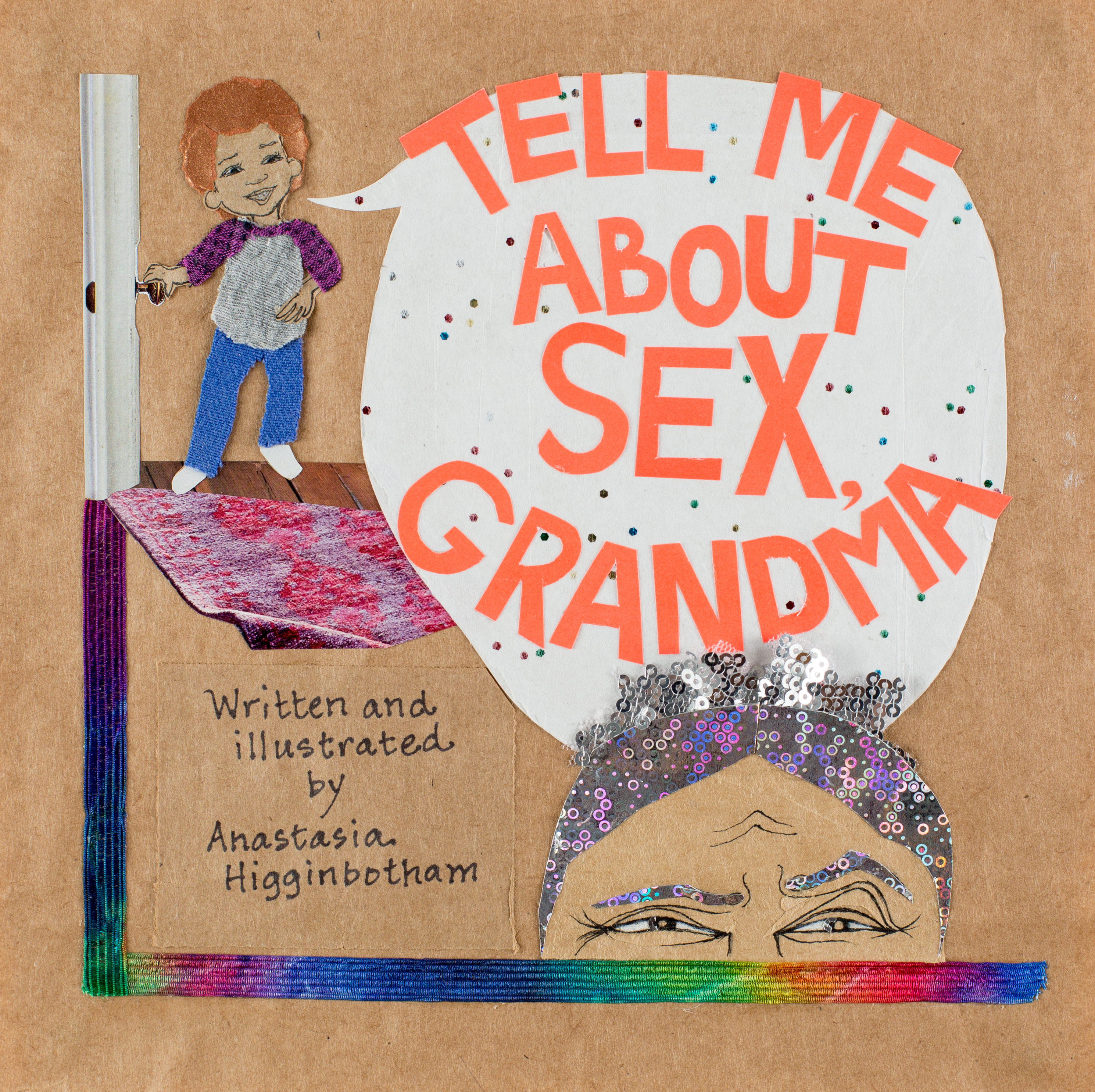 Tell Me About Sex, Grandma Image